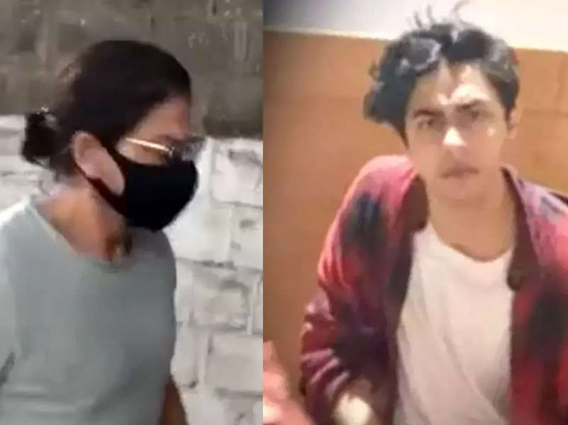 Aryan Khan got emotional during his meeting with father Shah Rukh Khan in Arthur Road jail: Report