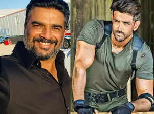 Madhavan praises Hrithik for Vikram Vedha remake