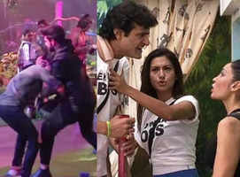 Contestants who got violent in BB house