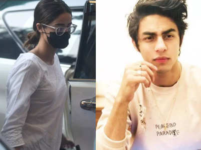 Ananya's name cropped up in Aryan's chats