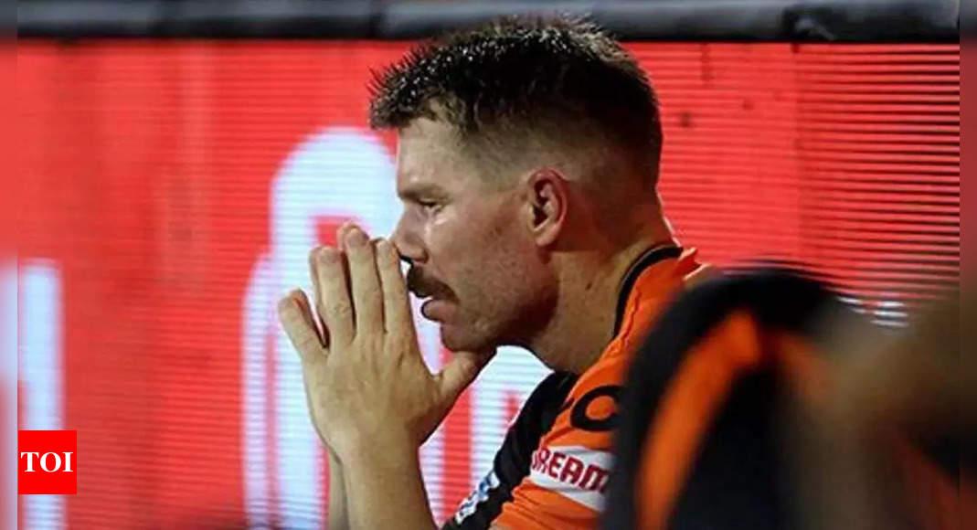 David Warner was dealt harshly but he thrives on big stage: Brett Lee | Cricket News – Times of India