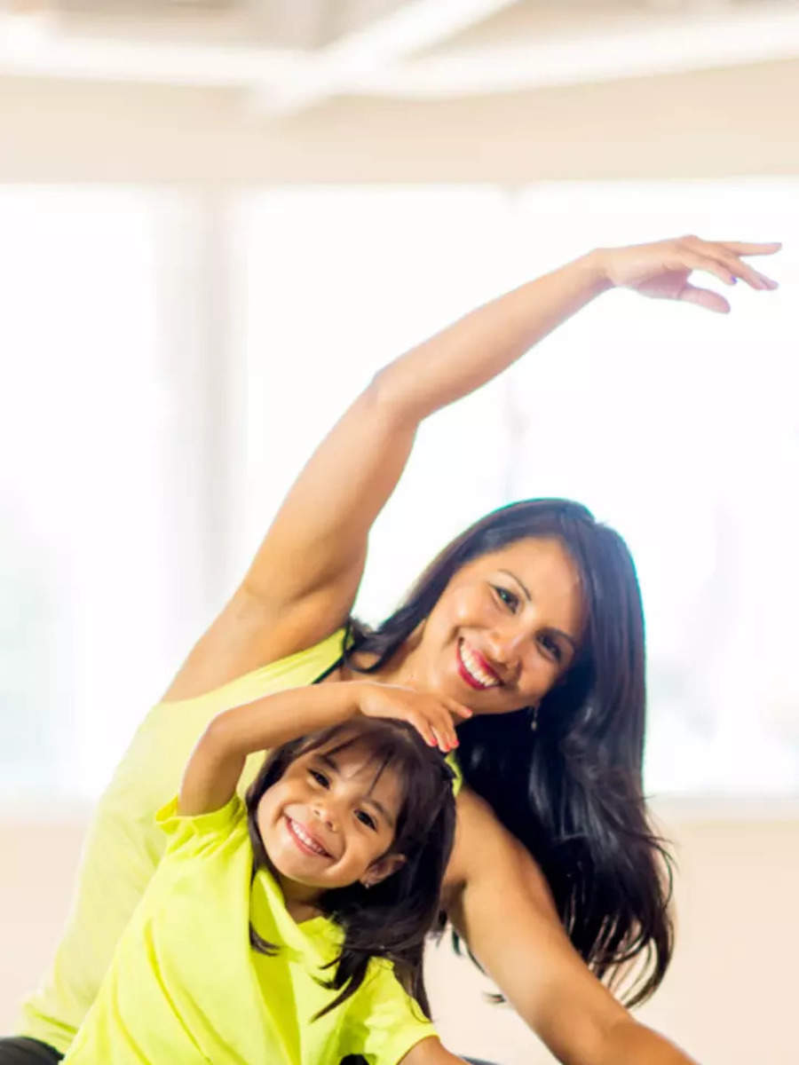 Yoga asanas for kids to stay calm