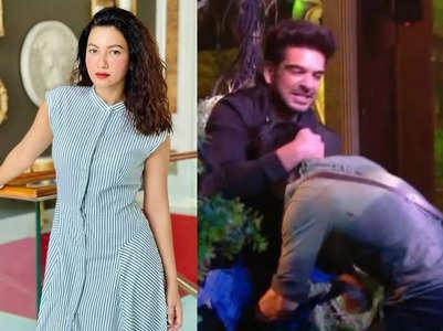 Karan receives severe backlash for beating Pratik