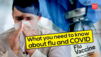 What you need to know about flu and COVID