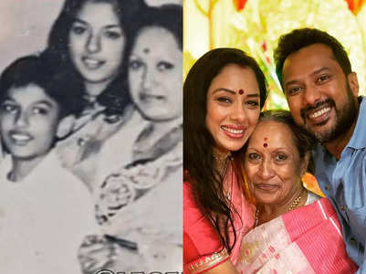Rupali's rare family surfaces on internet