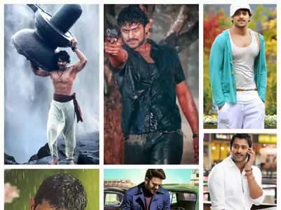 A look at Prabhas' most-interesting characters