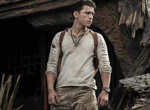 """WATCH: Tom Holland says """"Namaste India"""" as he launches new trailer of 'Uncharted' with Mark Wahlberg"""