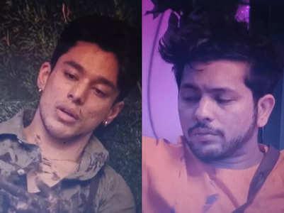 BB15: Pratik Sehajpal upset with friend Nishant