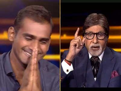 KBC 13: Sahil wins ₹1crore; quits the game