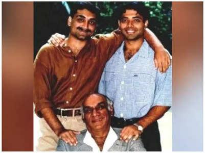 Uday Chopra's note on dad's death anniversary