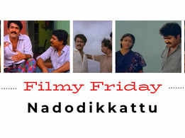 #FilmyFriday: Nadodikkattu