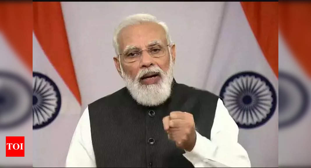 India's vaccination programme 'science-born, science-driven, science-based', says PM Modi