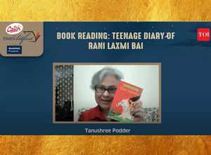 Excerpt: The Teenage Diary of Rani Laxmi Bai
