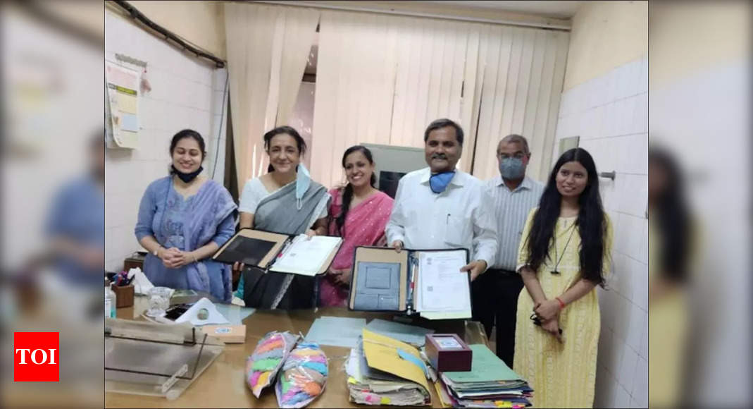 DPSRU signs MoU with AAAG Hospital for training and research – Times of India