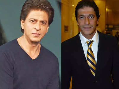 When Chunky helped SRK in B-Town