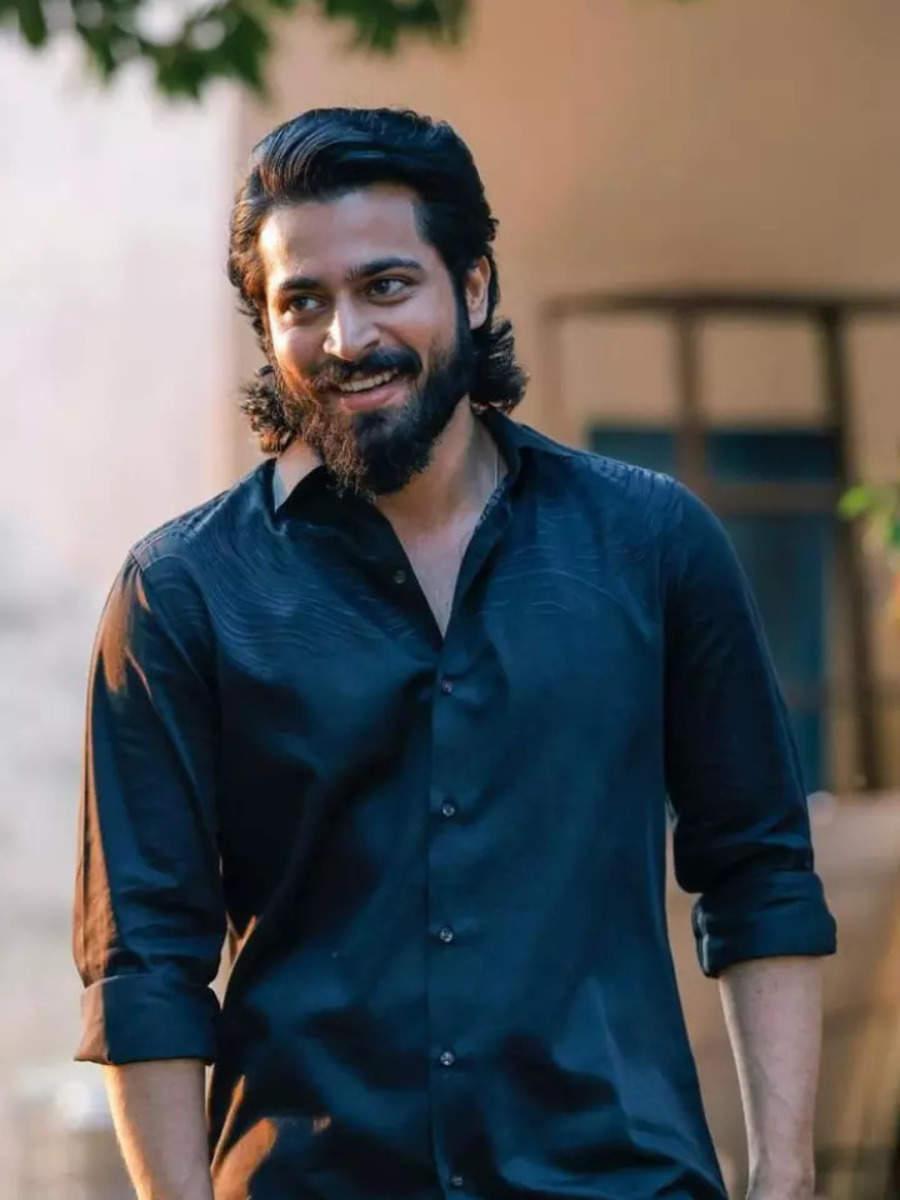 Times when Harish Kalyan upped his beard game