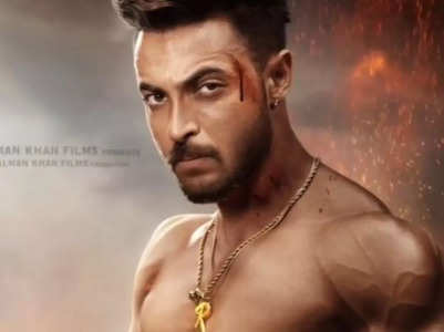 Salman unveils new poster of Antim ft Aayush