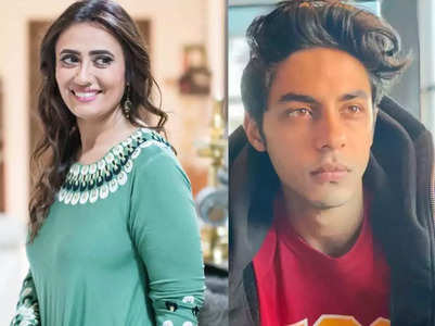There's a massive shift in Aryan Khan's life