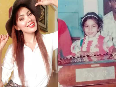Photos of Taarak actors from their younger days