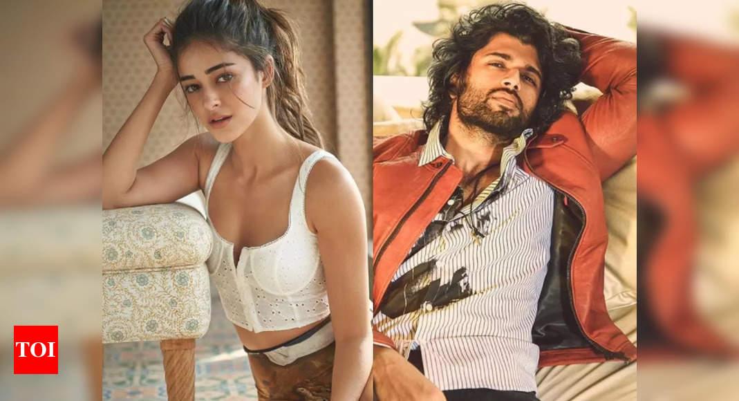 Ananya-Vijay to shoot a song on October 25