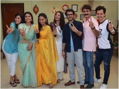 Sasural Genda Phool 2 begins shoot with puja