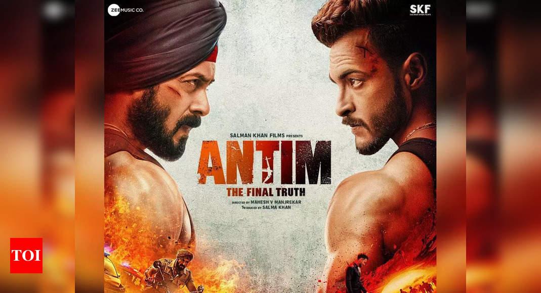 Salman to unveil 'Antim' trailer at Gaiety-Galaxy