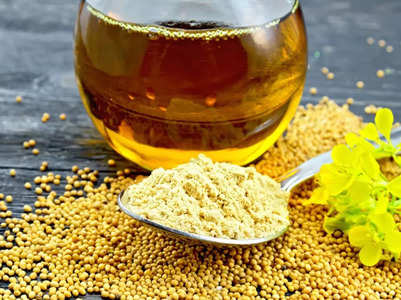 Why you should choose mustard oil for weight loss