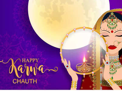 Karwa Chauth: Images, Cards, Pictures and GIFs