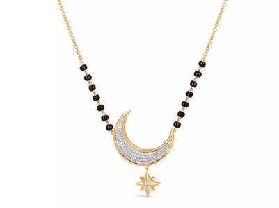 Mangalsutra trends for new brides