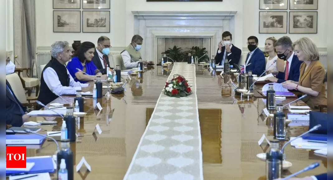 India, UK agree to strengthen ties on West Asia & Indo-Pacific