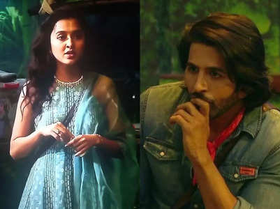 BB15: Tejasswi calls Vishal's humour 'dirty'