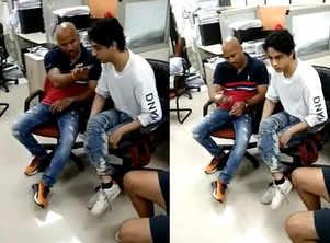 SRK's son Aryan Khan drug case: Aryan victimised because he is SRK's son