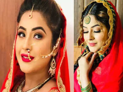 Shehnaaz Gill's must-see old ethnic looks
