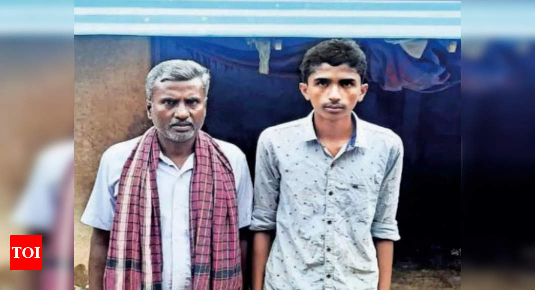 TN labourer's son beats odds to ace JEE in 1st attempt, enters IIT