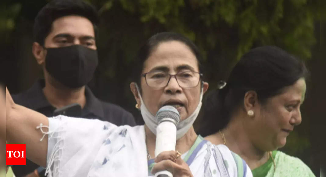 Mamata Banerjee to visit Goa on Oct 28; urges parties to join TMC in defeating BJP, its 'divisive agenda'