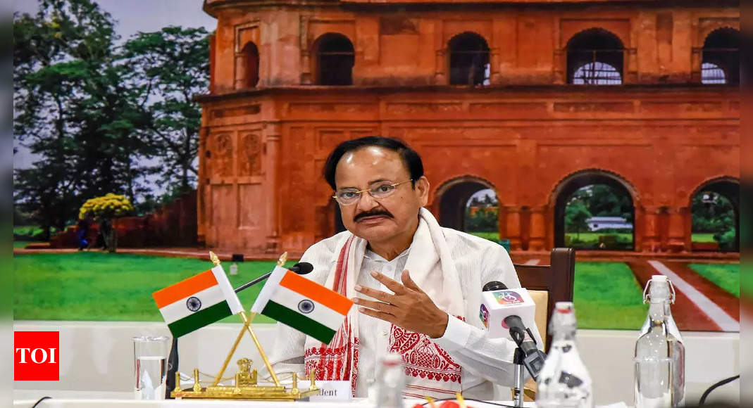 Venkaiah Naidu to be on four-day visit to Goa from October 27