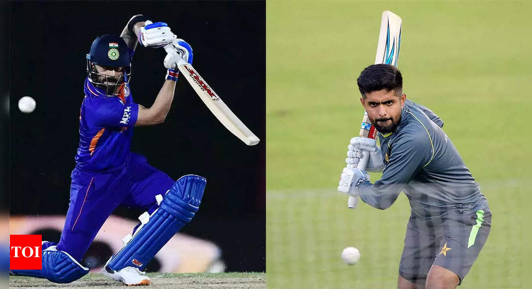 T20 World Cup: India's megastars ready to pounce on Pakistan in 'The Match'