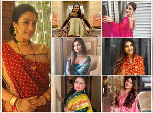 Actresses all set to celebrate Karwa Chauth