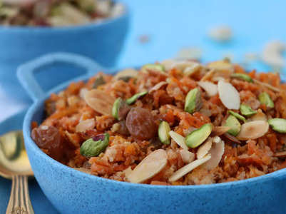 This festive season eat halwa and lose weight