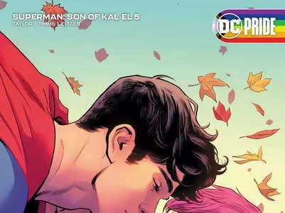 Superman turns bisexual, colourist quits