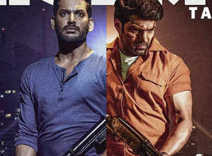 'Enemy' trailer: Vishal and Arya starrer promises an action packed festive release