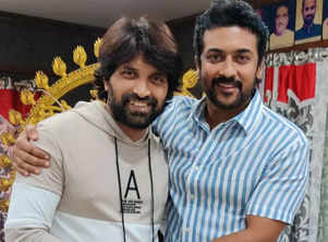 Suriya is a humble & down to earth person: Jani Master