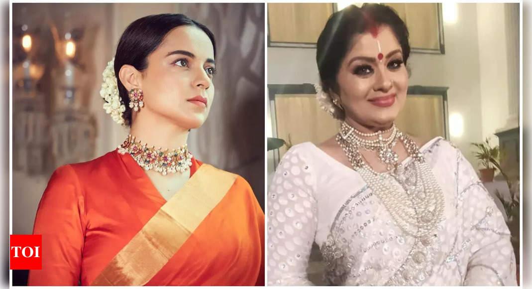 Kangana Ranaut supports Sudhaa Chandran