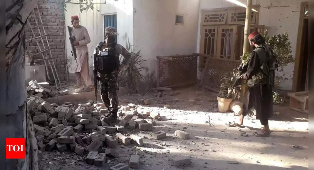 Roadside bombing targets Taliban, kills Afghan civilians