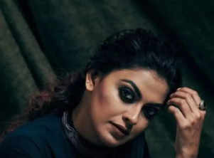 Bewitching pictures of birthday girl Anusree