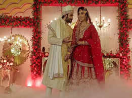 Feels like a dream: Shireen on her marriage