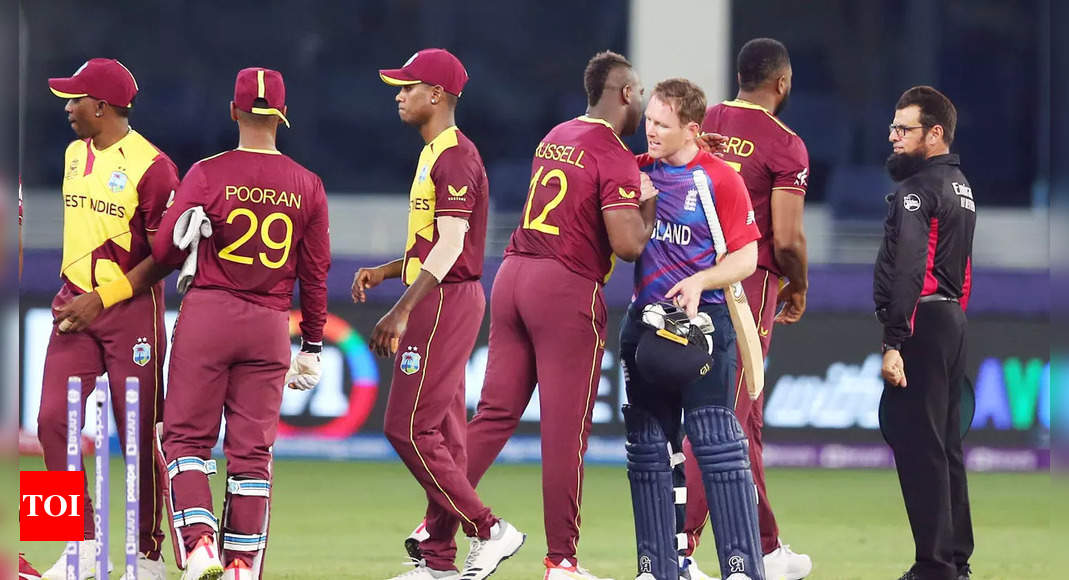 T20 WC: England hammer Windies by 6 wickets