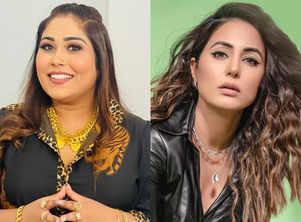 BB15: Afsana tells Hina 'Aap mote lag rahe ho'