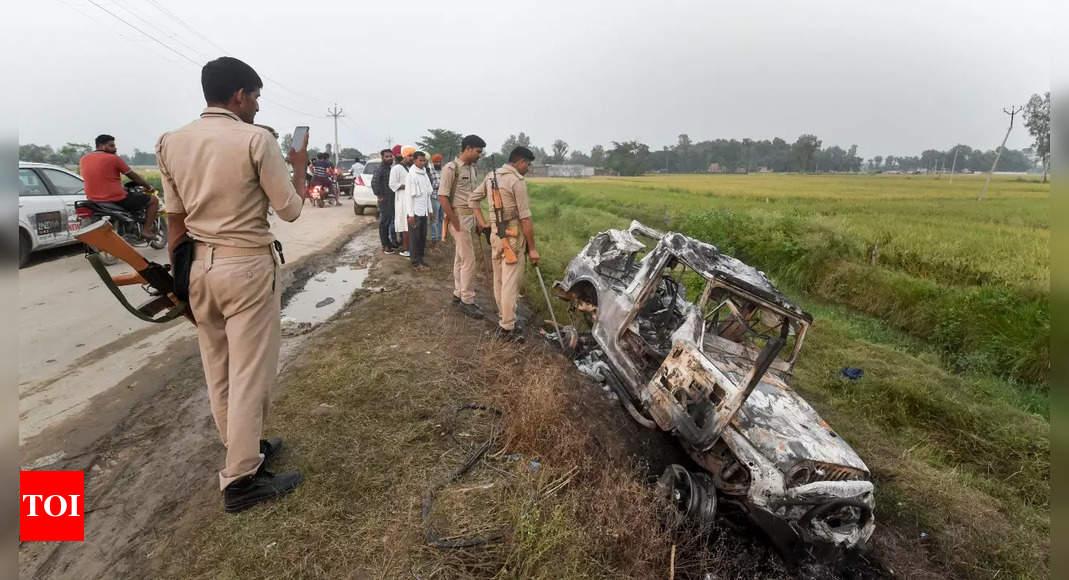 SIT arrests 3 more in Lakhimpur Kheri violence case