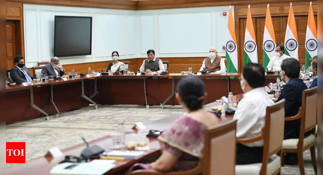 Need to standardise pandemic best practices: PM Modi to vaccine companies